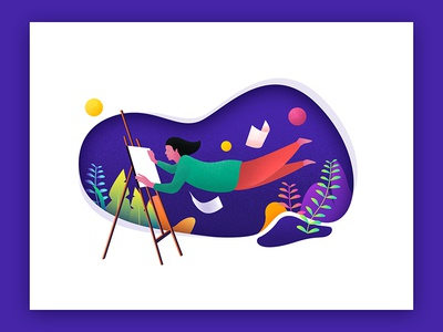 Noise illustration
