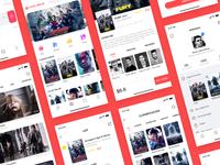 A shared movie app
