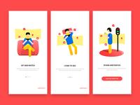 Guide page design