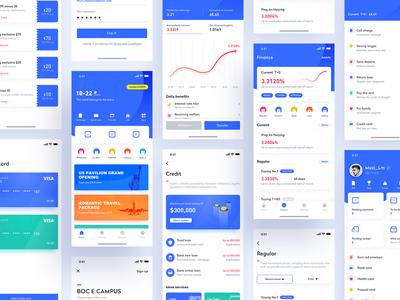 Wallet app interface design - 3