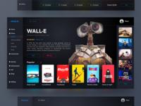 IMAX movie ticketing software design