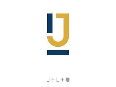JL Security tioray logos graphic vector brand mark minimalism minimal simple letters logotype designer design monogram logo