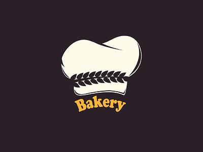 Bakery Logo logos mark minimalist logo baker bakery brand