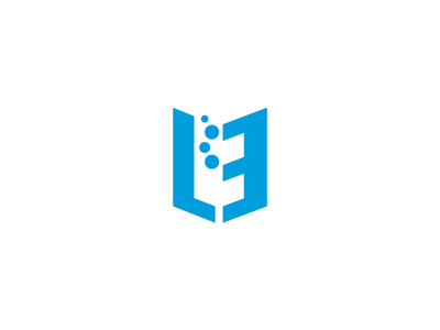 Lumya Express monogram Logo illustrator adobe vector minimalism minimalist simple logotype carwash logo monogram