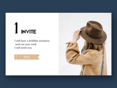 dribbble invites for designers