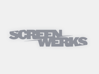 Screenwerks Logotype Slice
