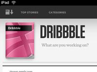 Dribbble Tweet Mag
