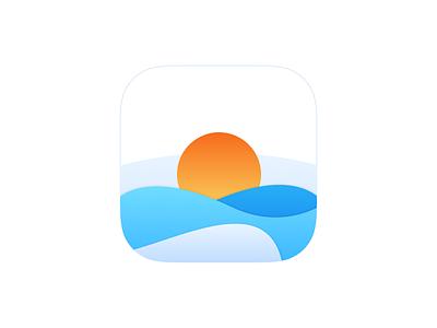 Horizon App Icon horizon icon ios