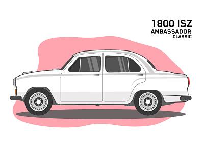 Ambassador Classic adobe-illustrator debut adobeillustrator flat flatdesign flatvector design illustration illustrationoftheday graphicdesign vector ambassadorclassic