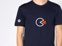 GameAnalytics t-shirt pacman