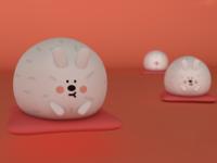 FLUFFY HOUSE -雪球捣蛋兔