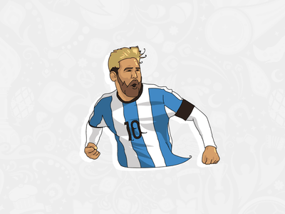Lionel Messi Designs Themes Templates And Downloadable Graphic Elements On Dribbble