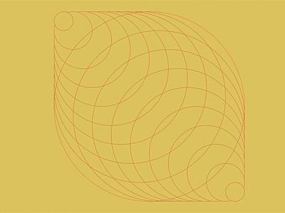 circles 2021-04-25 generative art geometric art