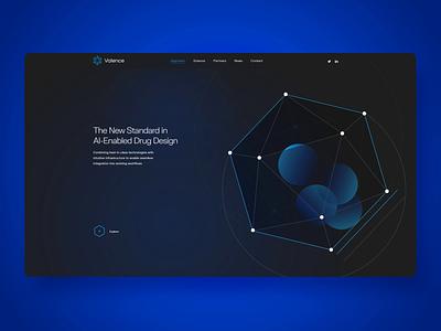 Valence creative color webdesign ux design ui design website uiux ux ui interaction inspiration design brand
