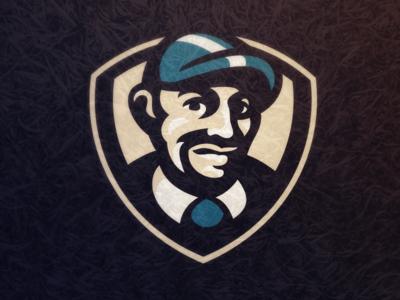 Nic personal logo mascot