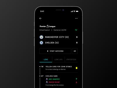 Live ios interaction interface uiux design mobile ux app ui