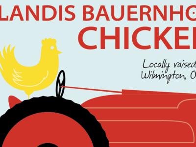 Landis Bauernhof Chicken