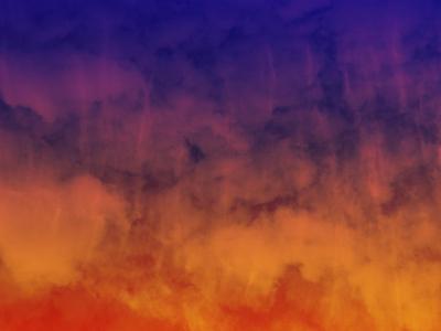 Vivid Dreams Digital Fine Art Canvas Original