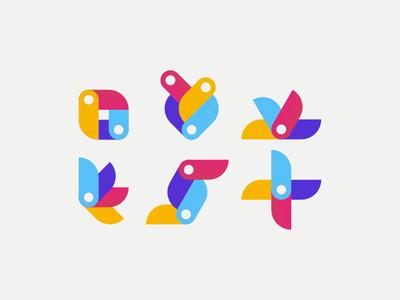 Random Designs -  No.3