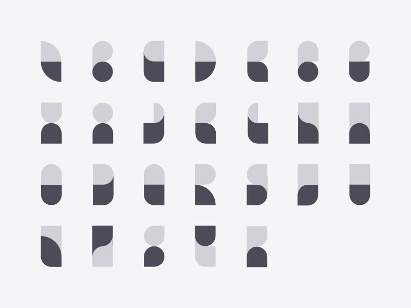 A Z Letter Logo Ideas By Josh Anderson On Dribbble