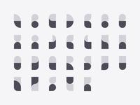 A - Z letter Logo Ideas