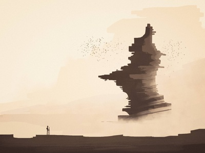 """""""Canyon"""" Concept Art"""