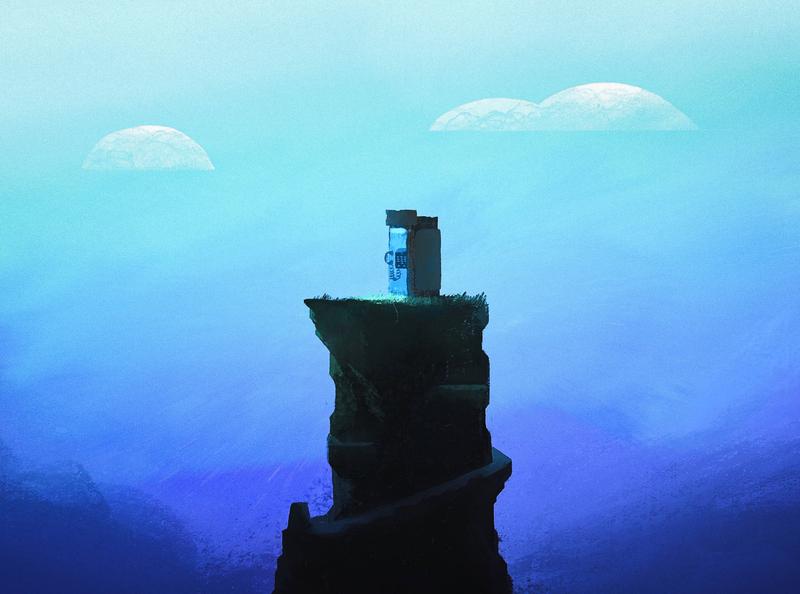 Payphone Canyons - Fullscreen