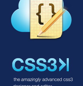 CSS3K : Advanced CSS3/HTML Designer and Editor in the Cloud cloud editor textmate css3 html5 designer psd layers layer styles