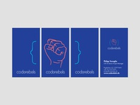 "Coderebels proposed ""Visual Identity"" redesign"