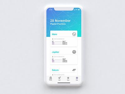 IU UX Design - Stelly - ux iu interaction design app icon gradient