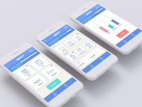 IU UX - App Washy