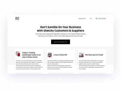 Boxpal Website UI uiux uiuxdesign transition interaction web site app design ux ui