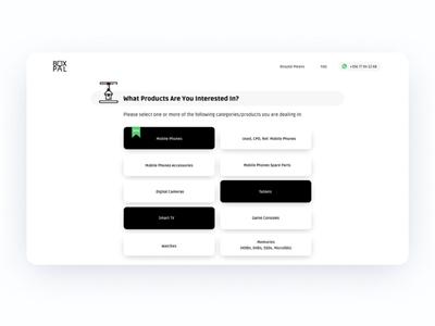 Boxpal Website UI Product List website web  design uiux design uiux uiuxdesign iu design interaction ux