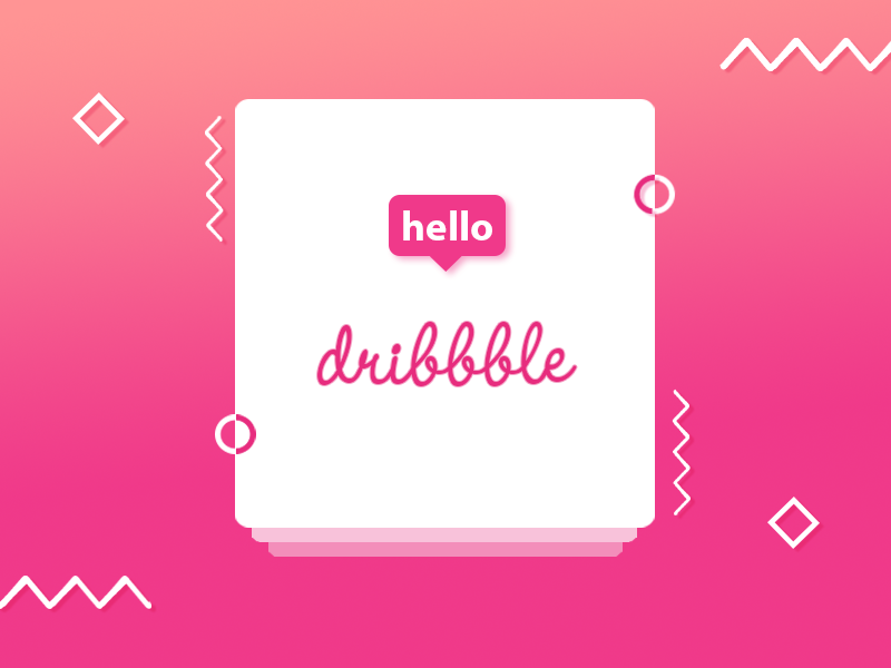 Hellodribbble final