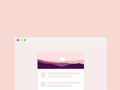 Landscape header idea