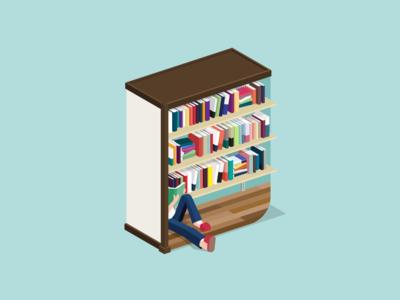 book-shelf illustration bookshelf vector illustrator book illustraion