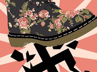 Nazi Punks Fuck Off feminism alt right nazi punks fuck off smash fascism