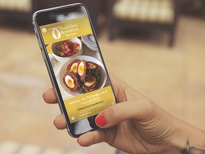 Rice & Shine Filipino Brunch Instagram Stories & Posts instagram instagram stories filipino food brunch
