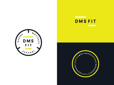DMS Fit Logo