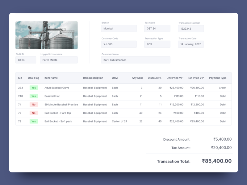 Inventory Management - 2 warehouse inventory ecommerce b2b flat ui