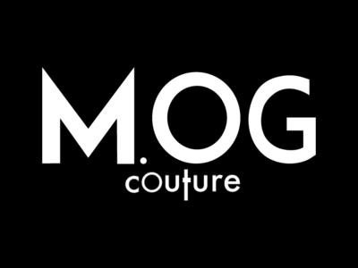 Mog Couture Logo Redesign brand identity identity icon logo concept typography branding illustration