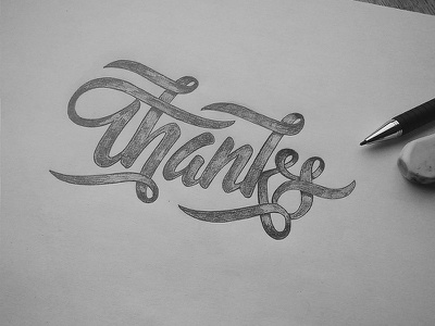 My way of gratitude, a Dribbble debut debut lettering handlettering dribbble customtype sketch handrawn sketches draw handtype hand lettering