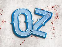 Fanart Oz - lettering turns digital