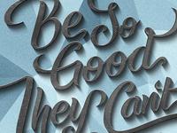 Steve Martin #designquote lettering