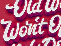 #designquote lettering for AIGA´s Eye on Design blog