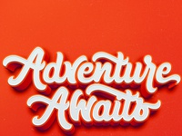 Adventure awaits 3d