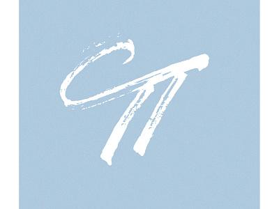 TT monogram design for Two Tales monogram handlettering logodesigner custom type logo design logo designer logodesign logo hand lettering lettering