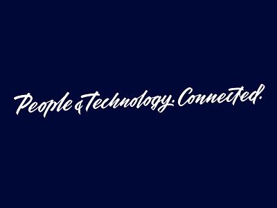 Final tagline for Beijer Electronics payoff tagline logodesigner logo custom type logodesign logo design hand lettering handlettering lettering