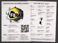 Flyer done for FURAX