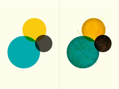 Dirty Flat (circle) flat dirty texture circles shape